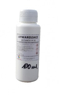 Utwardzacz Butanox M 50 - 100 ml